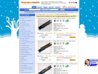 DELL V3400 V3500 V3700 battery at cheap-laptop-batteries.com