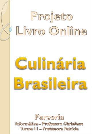 Projeto Livro Online