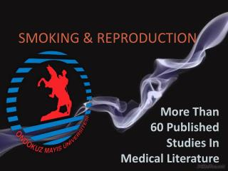SMOKING & REPRODUCTION