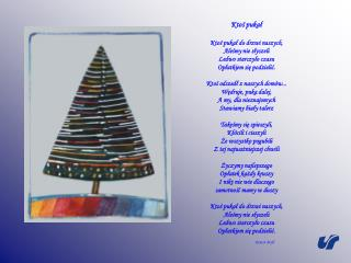 Serdecznie zapraszamy na spotkanie wigilijne  18 grudnia 2008 roku o godz. 13:00
