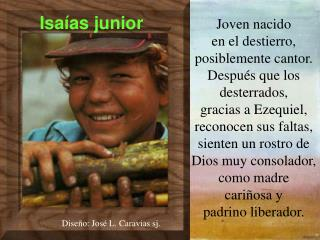 Isaías junior