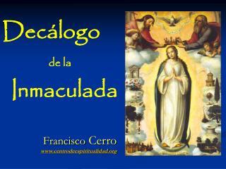 Francisco  Cerro centrodeespiritualidad