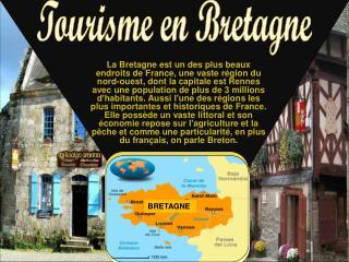 Tourisme en Bretagne