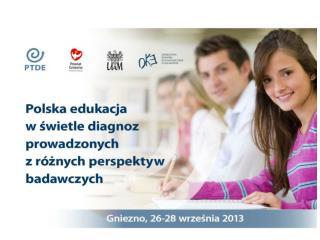 XIX Konferencja Diagnostyki Edukacyjnej