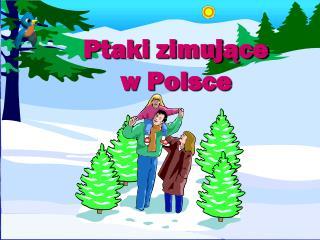 Ptaki zimuj?ce  w Polsce