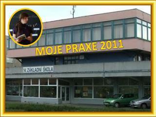 MOJE PRAXE 2011