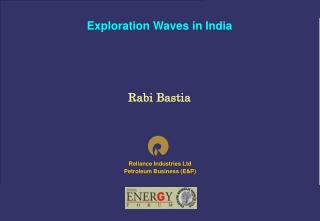 Exploration Waves in India
