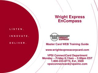 Wright Express EnCompass