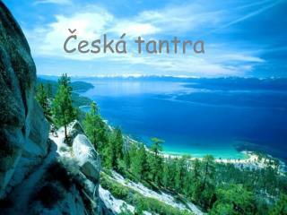 Česká tantra