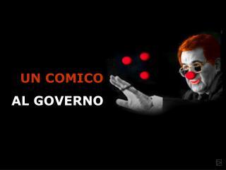 UN COMICO AL GOVERNO
