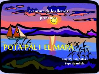 POTA-PAL I  EL MAPA .