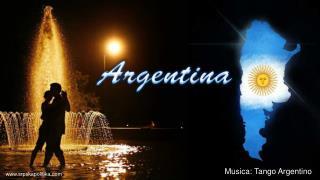 M u sica: Tango Argentino
