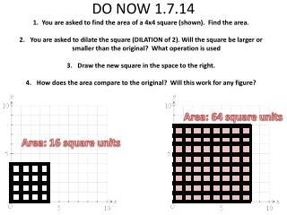 DO NOW 1.7.14