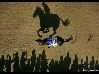 Adrian  Dennis/AFP
