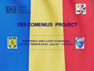 YES  COMENIUS  PROJECT