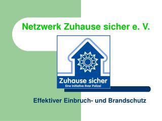 Netzwerk Zuhause sicher e. V.