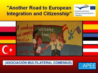 ASOCIACIÓN MULTILATERAL COMENIUS
