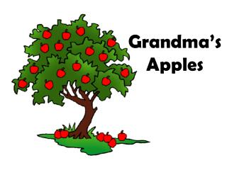 Grandma�s  Apples