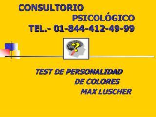 CONSULTORIO                      PSICOLÓGICO     TEL.- 01-844-412-49-99