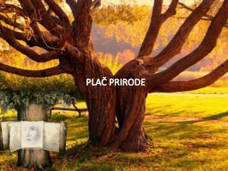 PLA? PRIRODE