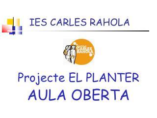 IES CARLES RAHOLA