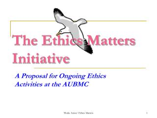 The Ethics Matters Initiative