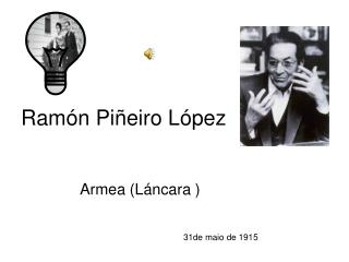 Ramón Piñeiro López