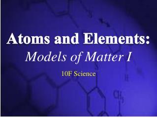 10F Science
