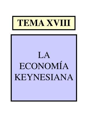 TEMA XVIII