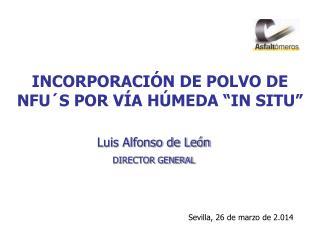 Sevilla, 26 de marzo de 2.014