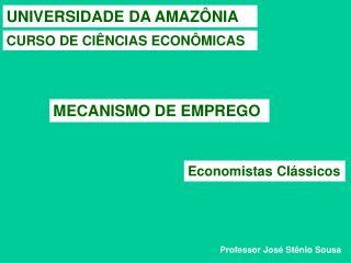 UNIVERSIDADE DA AMAZÔNIA