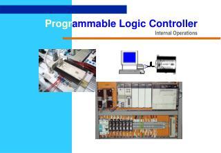 Progr ammable Logic Controller Internal Operations