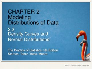 CHAPTER 2 Modeling Distributions of Data