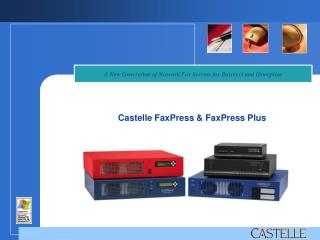 Castelle FaxPress & FaxPress Plus