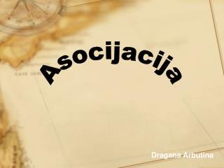 Asocijacija