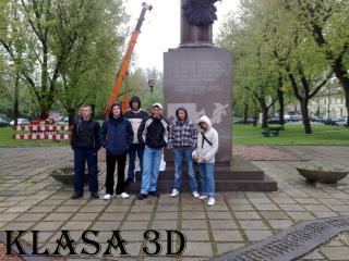 KLASA 3D