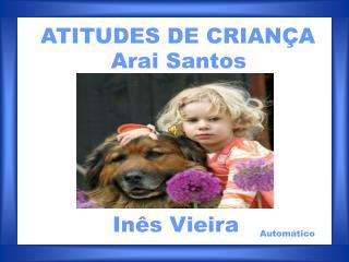 ATITUDES DE CRIANÇA