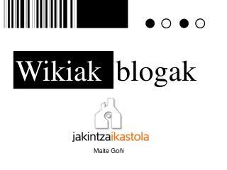 Wikiak