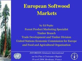 European Softwood Markets