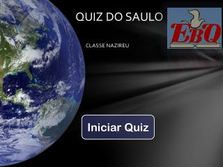 Iniciar Quiz