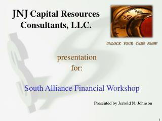 JNJ Capital Resources Consultants, LLC.