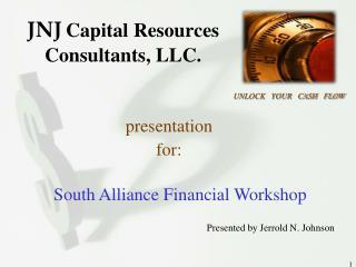 JNJ Capital Resources Consultants, LLC.