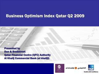 B usiness Optimism Index Qatar Q2 2009