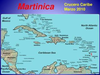 Crucero Caribe  Marzo 2010