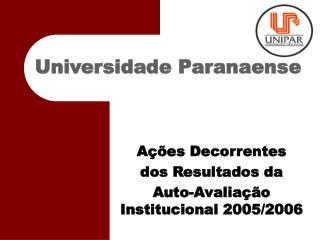 Universidade Paranaense