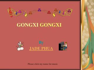 GONGXI  GONGXI