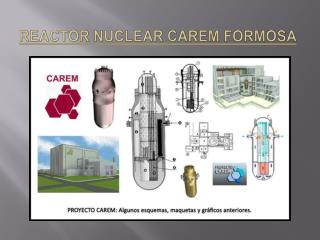 Reactor Nuclear  Carem  Formosa