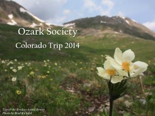 Ozark Society
