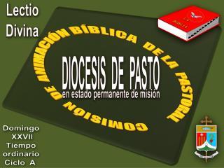 COMISIÓN  DE  ANIMACIÓN BÍBLICA  DE LA  PASTORAL