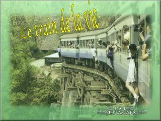 Le train de la vie